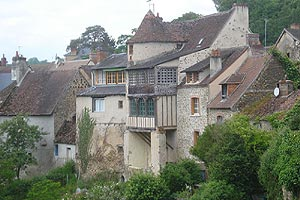 Attractive village of gargilesse-Dampierre