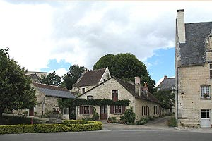 Crissay-sur-Manse, Loire Valley villagesL