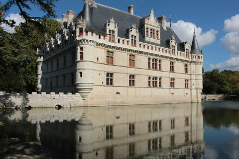 Photo de Chateau d'Azay-le-Rideau