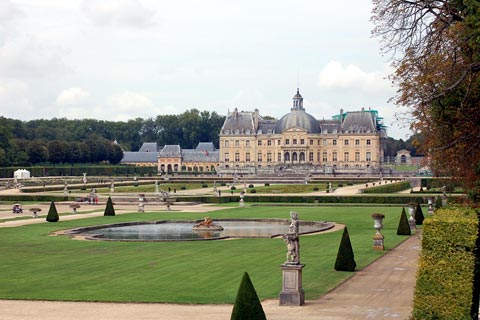 Photo de Chateau de Vaux-le-Vicomte