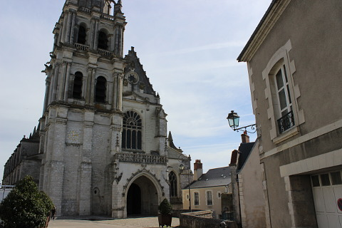 Blois France a beautiful and historic town in the heart of the