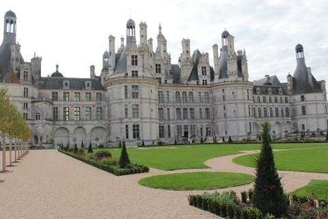 Chateau Hotels Near Blois