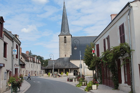 village de Cheverny