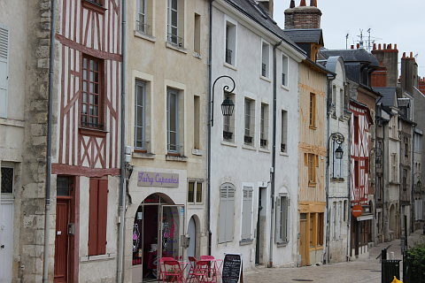 old streets of Orleans